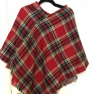 Jackets & Blazers - Fall Poncho